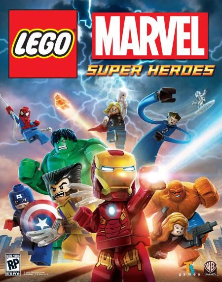 Lego Marvel Superheroes Covershot